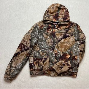 Outfitters Ridge Kids Camo Jacket Coat XXL 20-22.